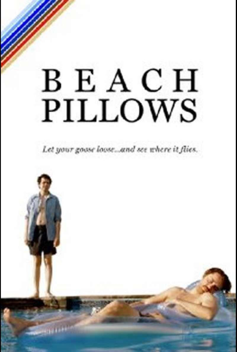 Beach Pillows - Filmplakat (US)
