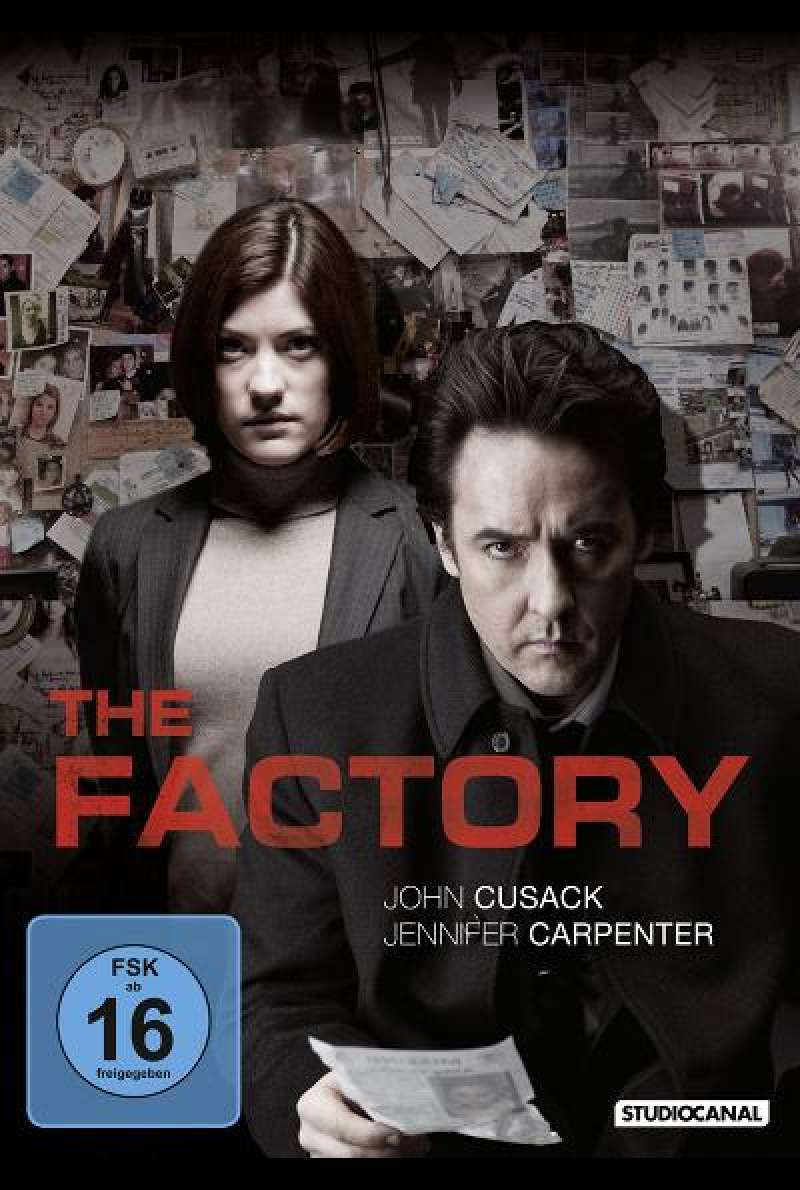 The Factory - DVD-Cover