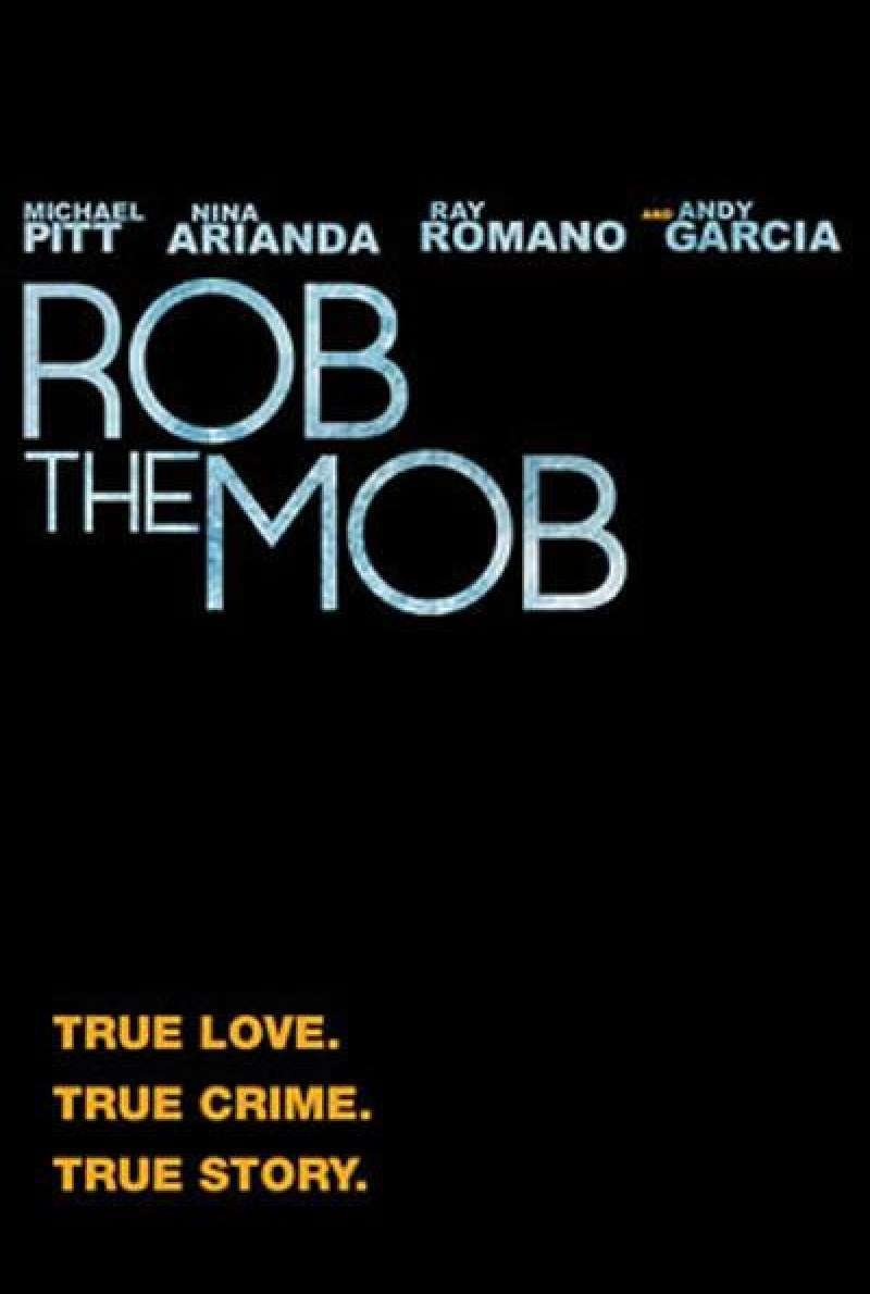 Rob the Mob - Teaserplakat (US)