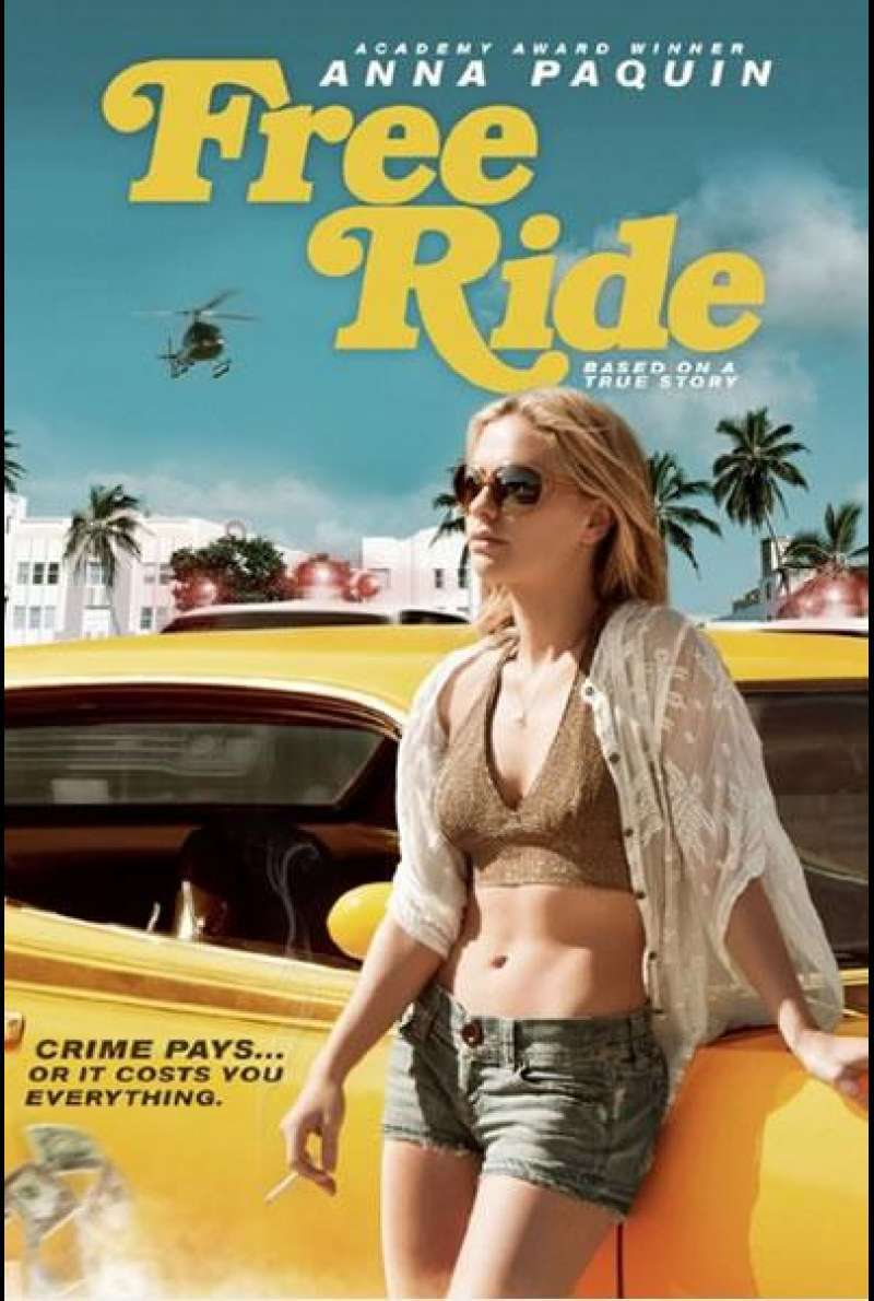 Free Ride - Filmplakat (US)