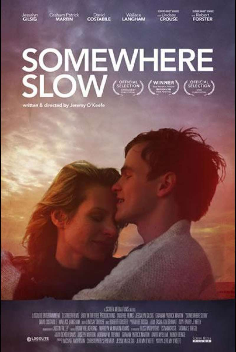 Somewhere Slow - Filmplakat (INT)