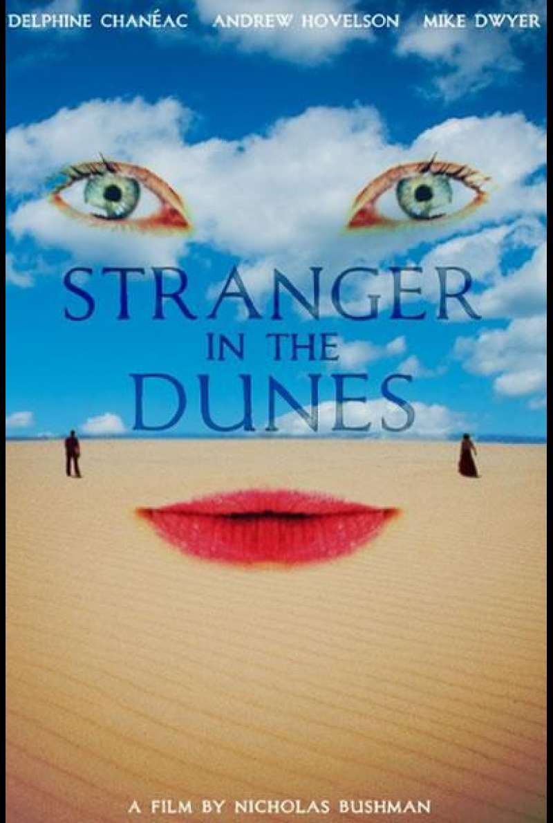 Stranger in the Dunes - Filmplakat (US)