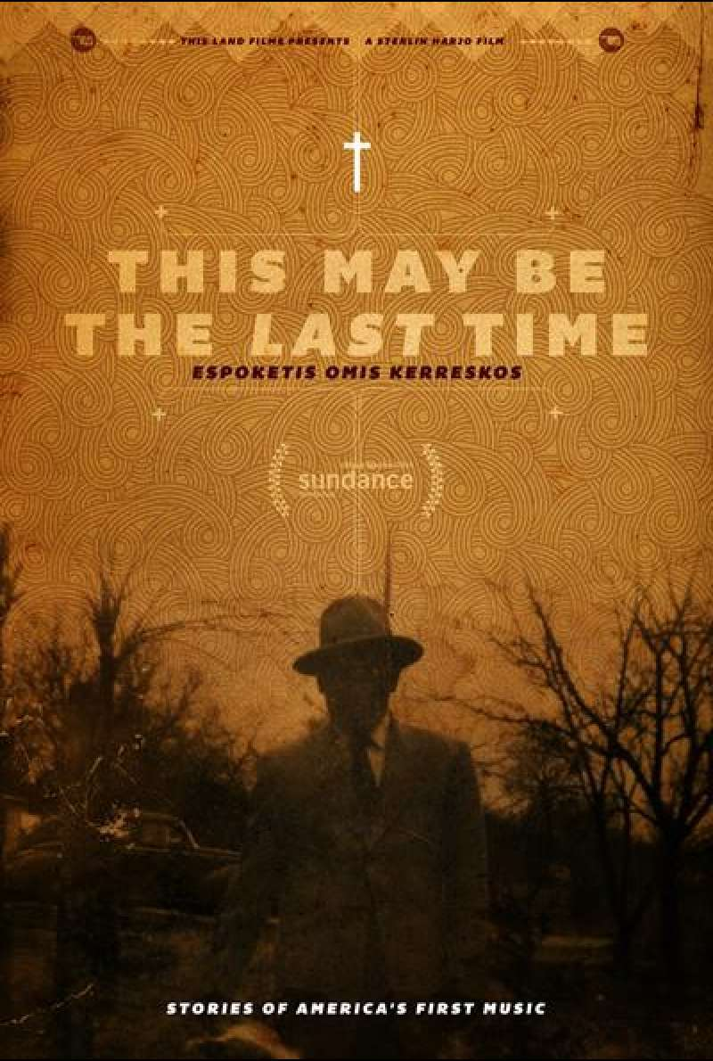 This May Be the Last Time - Filmplakat (US)