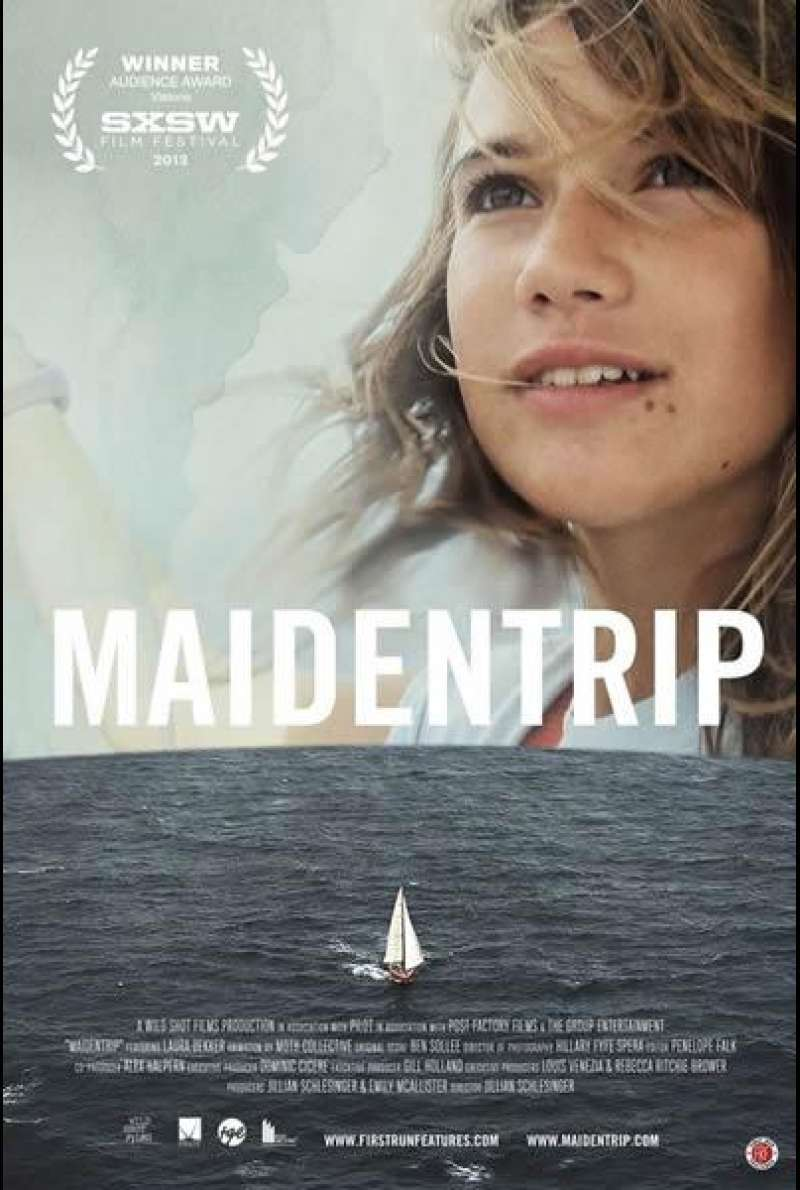 Maidentrip - Filmplakat (US)