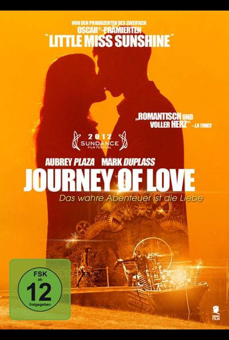 Journey of Love - DVD-Cover