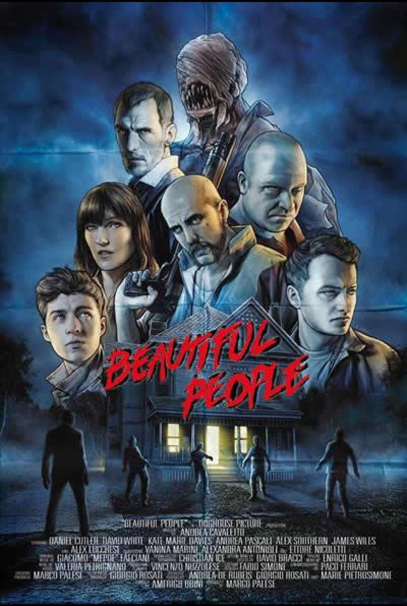 Beautiful People - Filmplakat (IT)