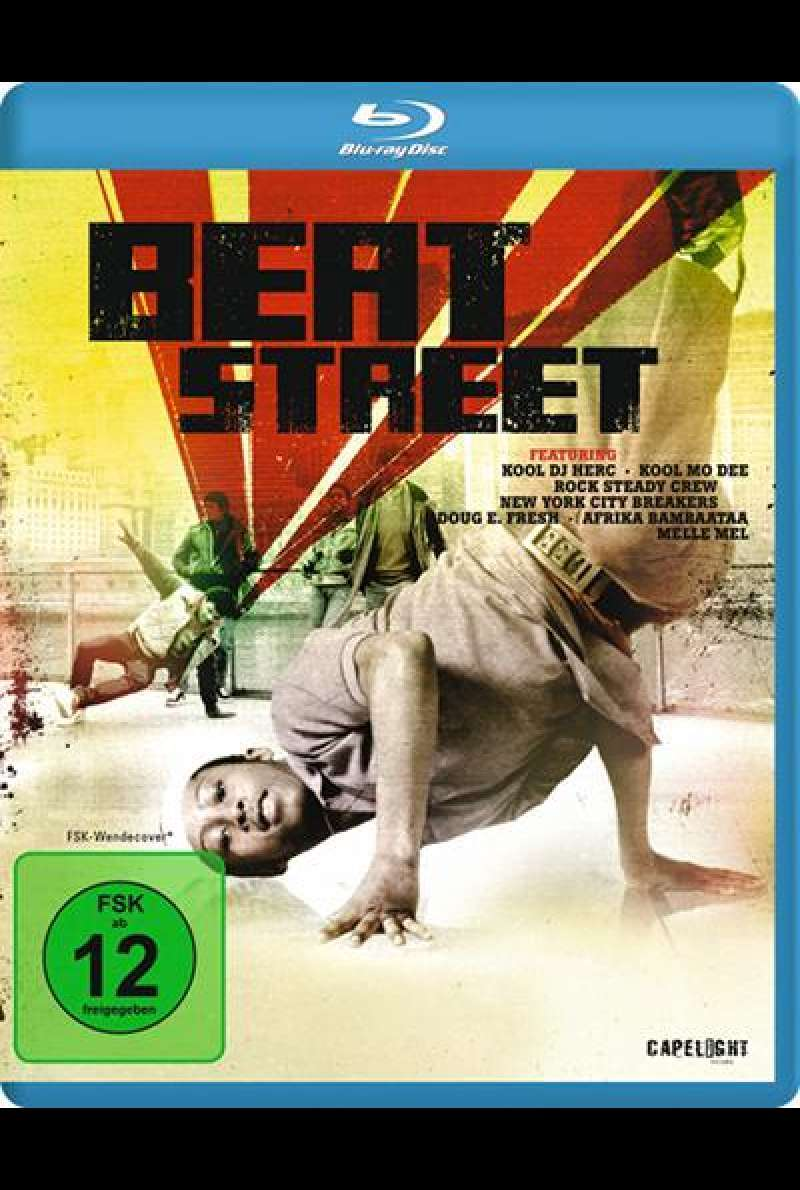 Beat Street - Blu-ray Cover