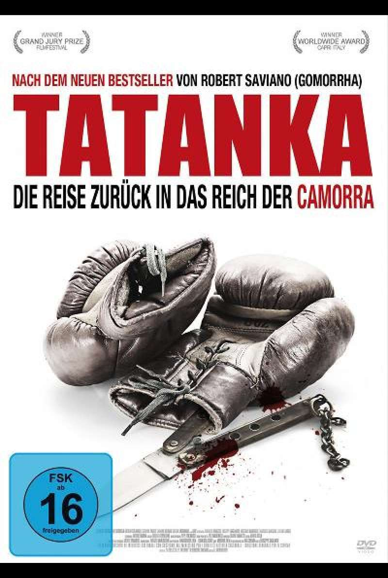 Tatanka - DVD-Cover