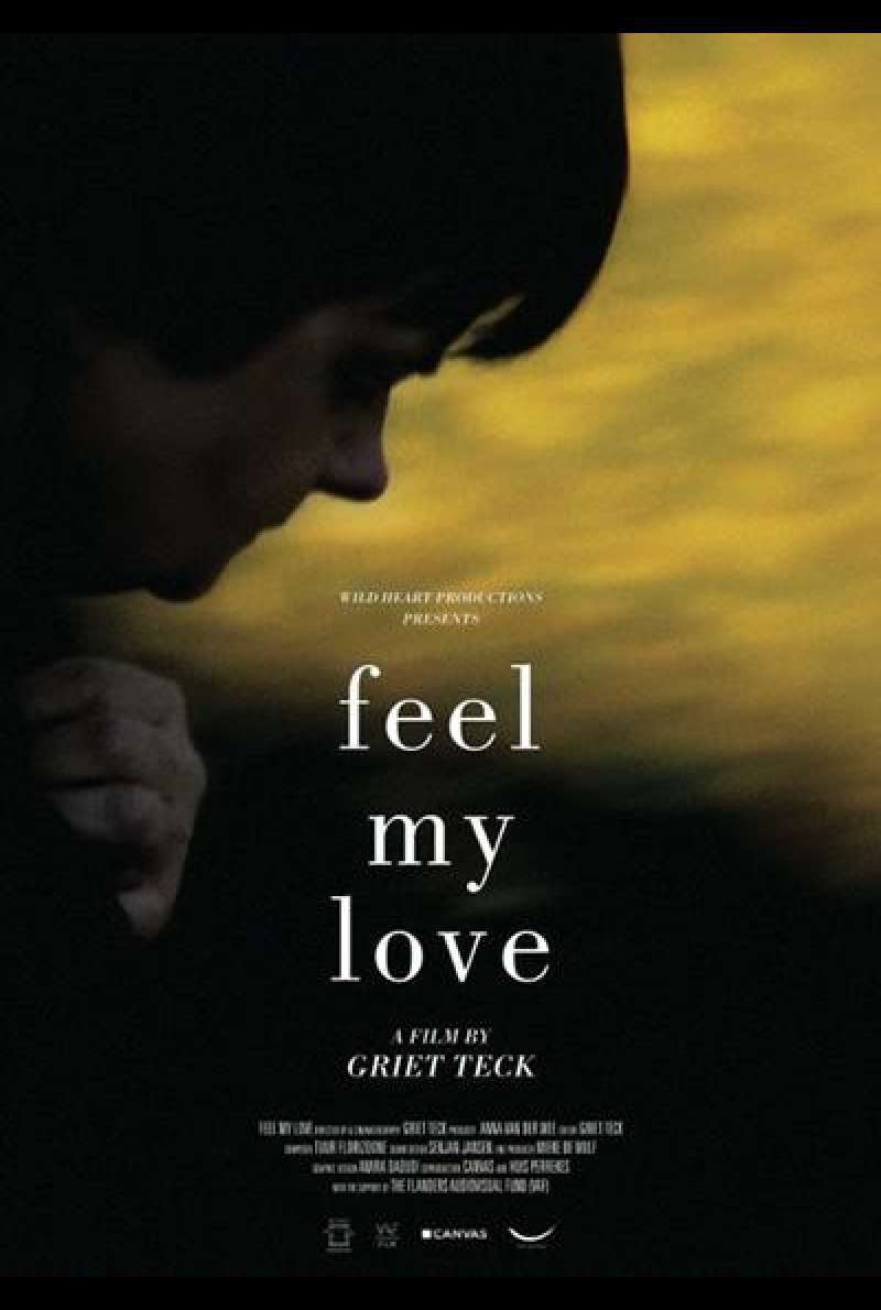 Feel My Love - Filmplakat (BE)