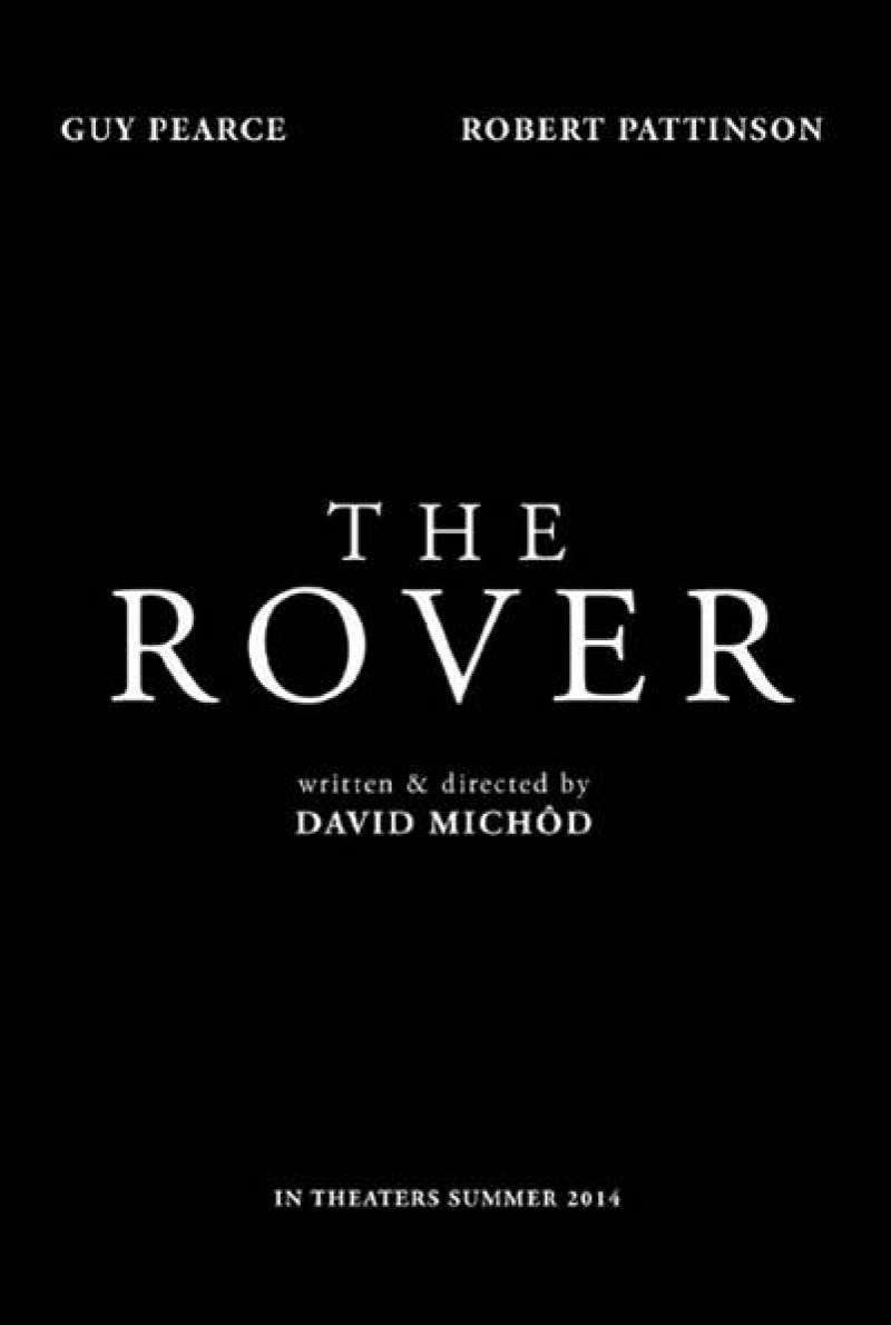 The Rover - Teaser (AU)