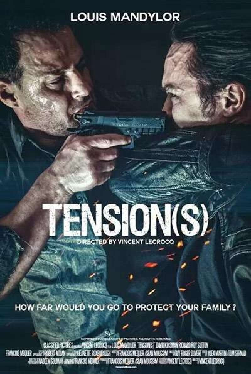 Tension(s) von Vincent Lecrocq - Filmplakat (CA)