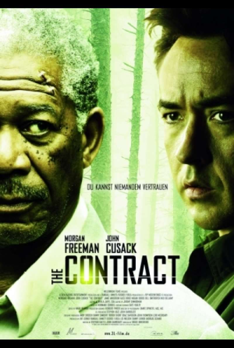 Filmplakat zu The Contract von Bruce Beresford