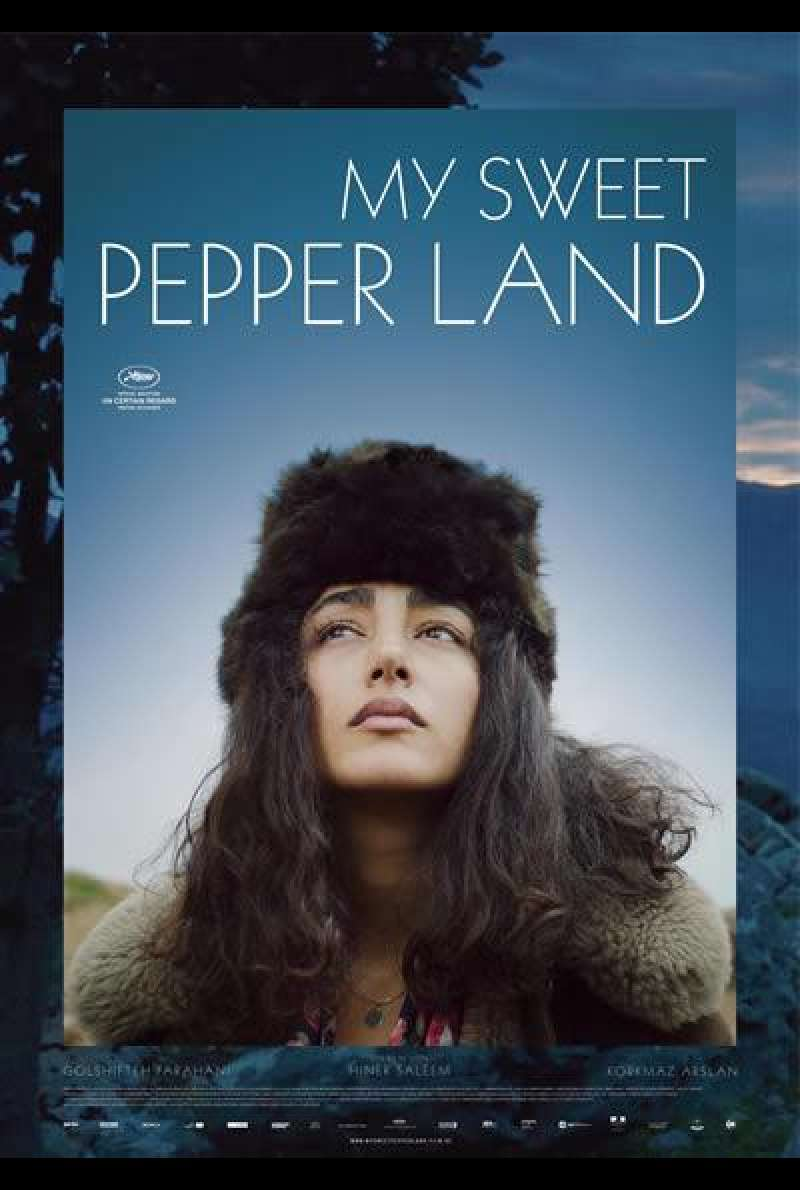 My Sweet Pepper Land - Filmplakat