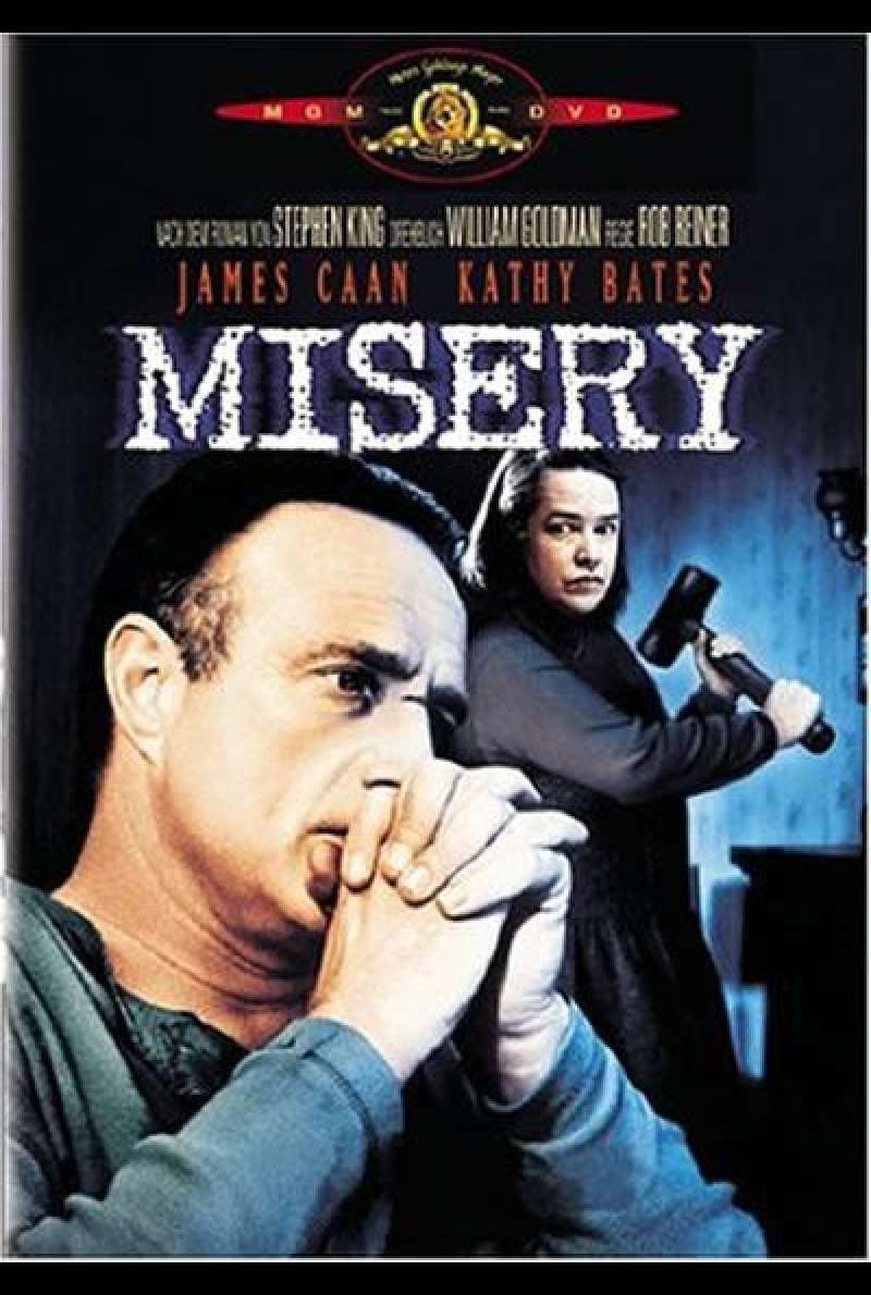 Misery - DVD-Cover
