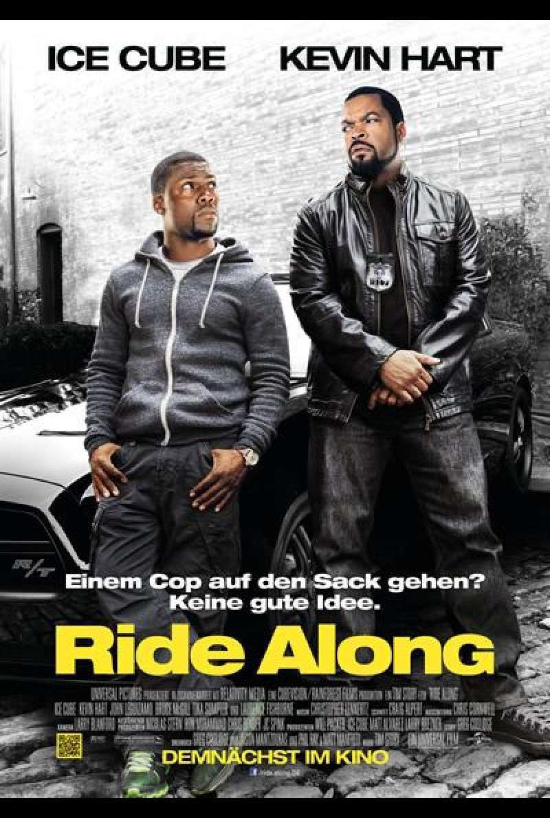 Ride Along - Filmplakat