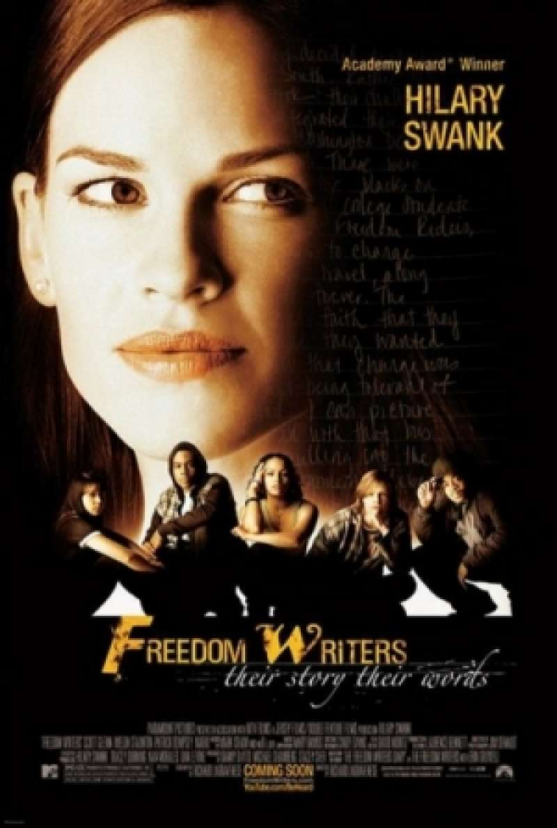 Freedom Writers - Filmplakat