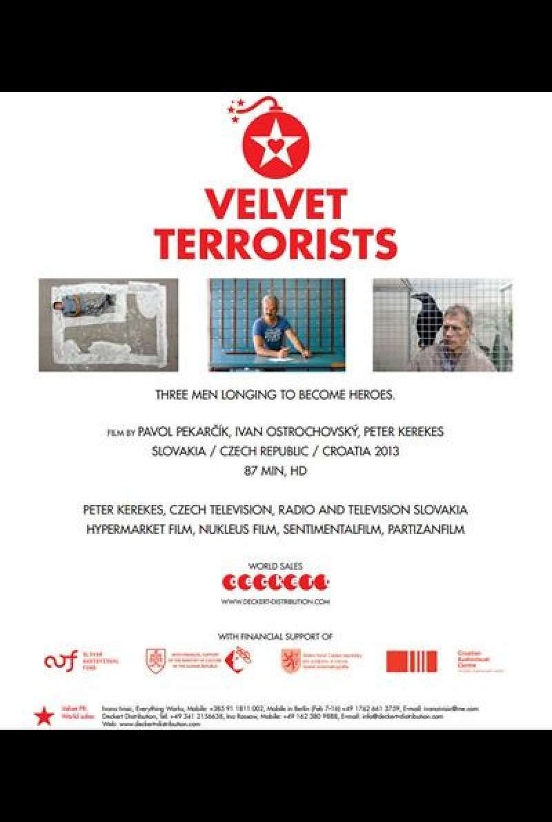Velvet Terrorists von Peter Kerekes - PH