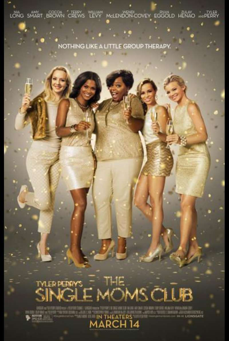 The Single Moms Club von Tyler Perry - Filmplakat (US)