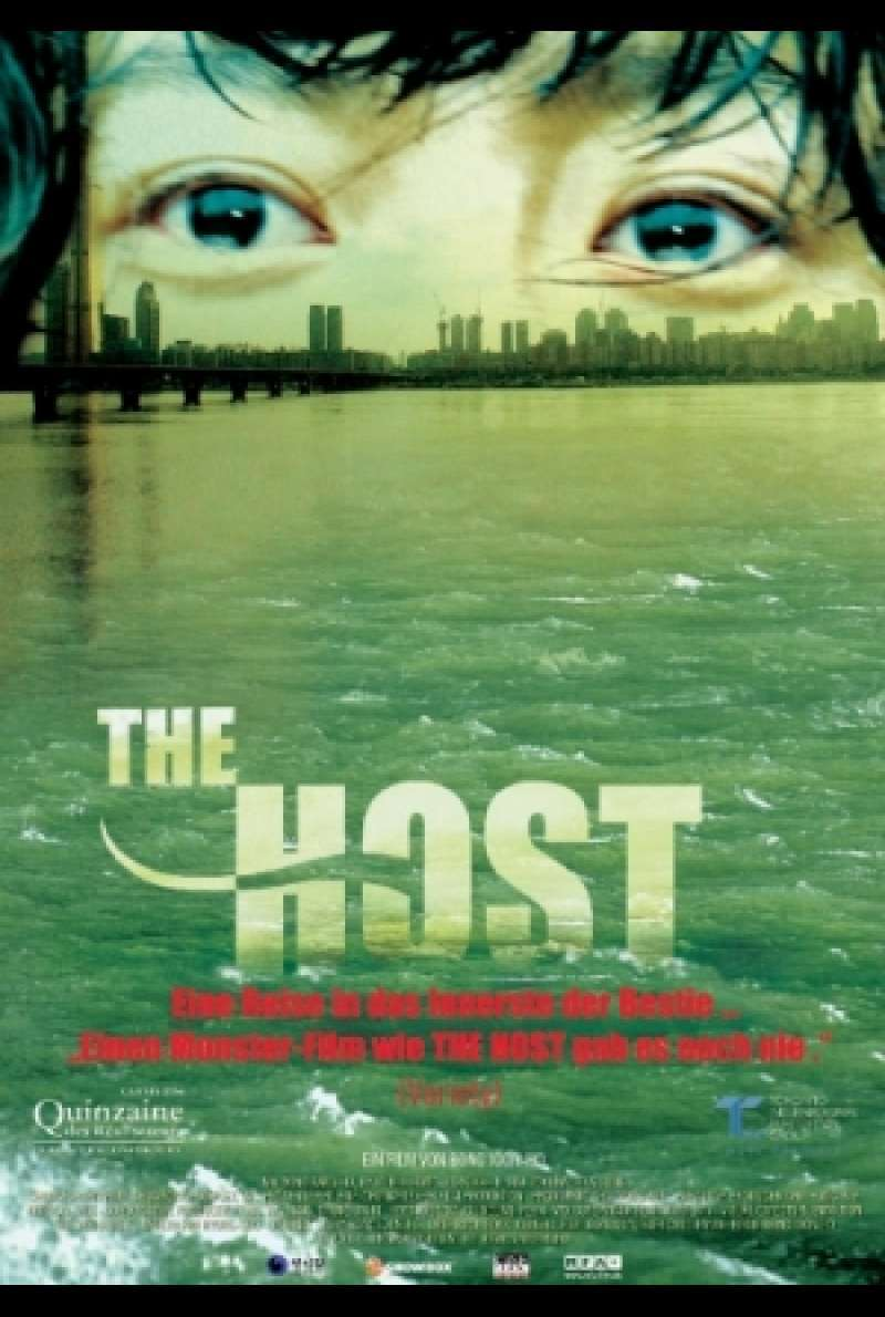 The Host - Filmplakat