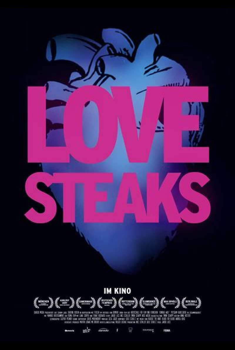 Love Steaks - Filmplakat