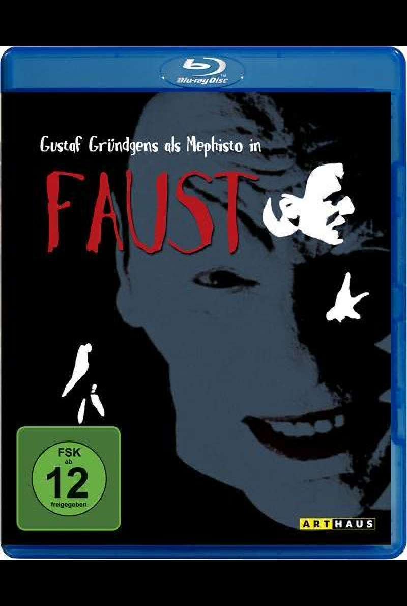 Faust - Blu-ray Cover