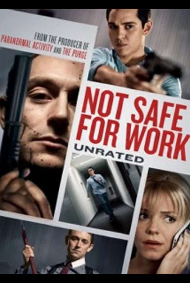 Not Safe For Work - Teaser (US)