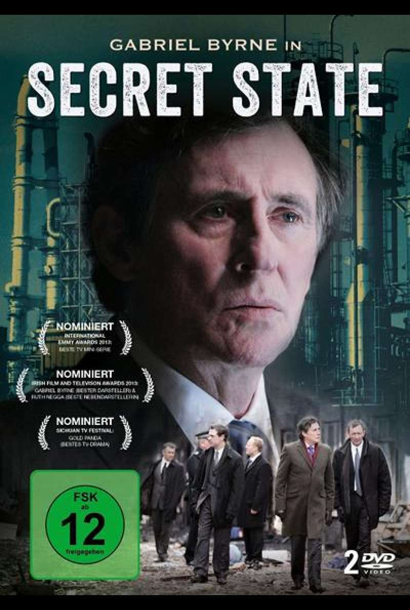 Secret State - DVD-Cover