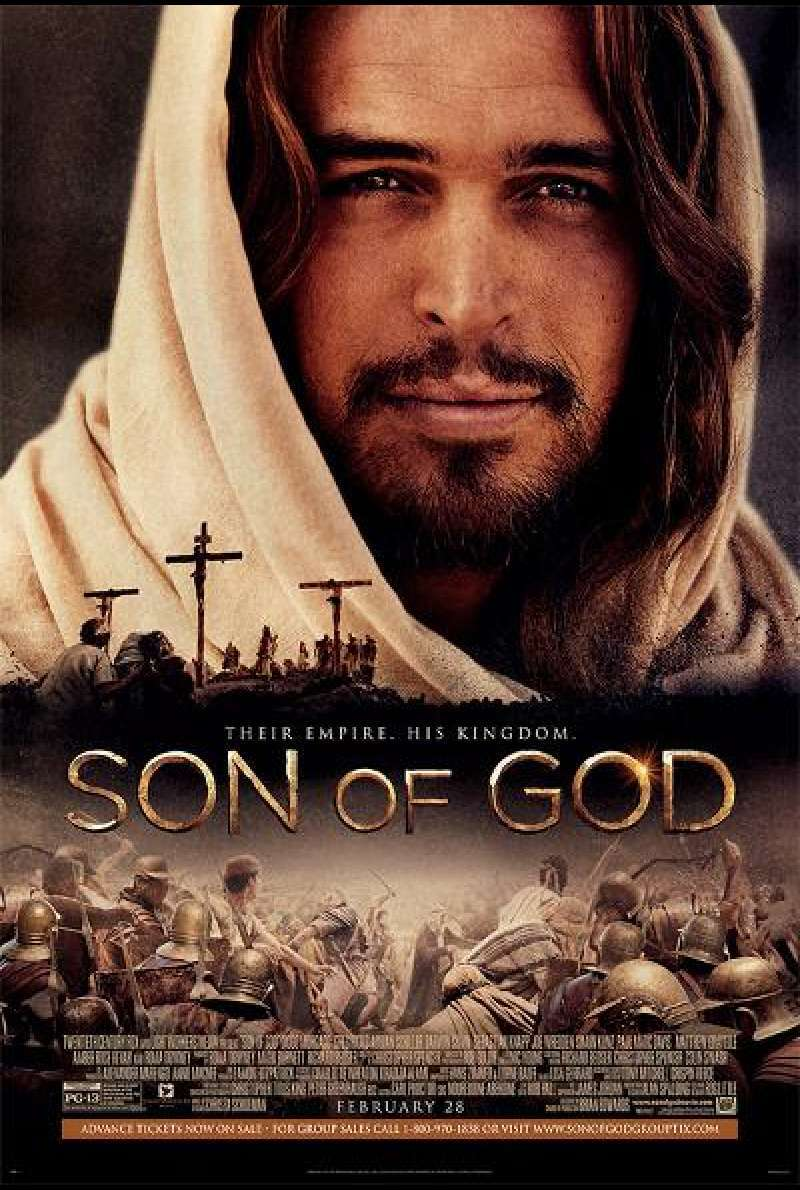 Son of God von Christopher Spencer - Filmplakat (US)