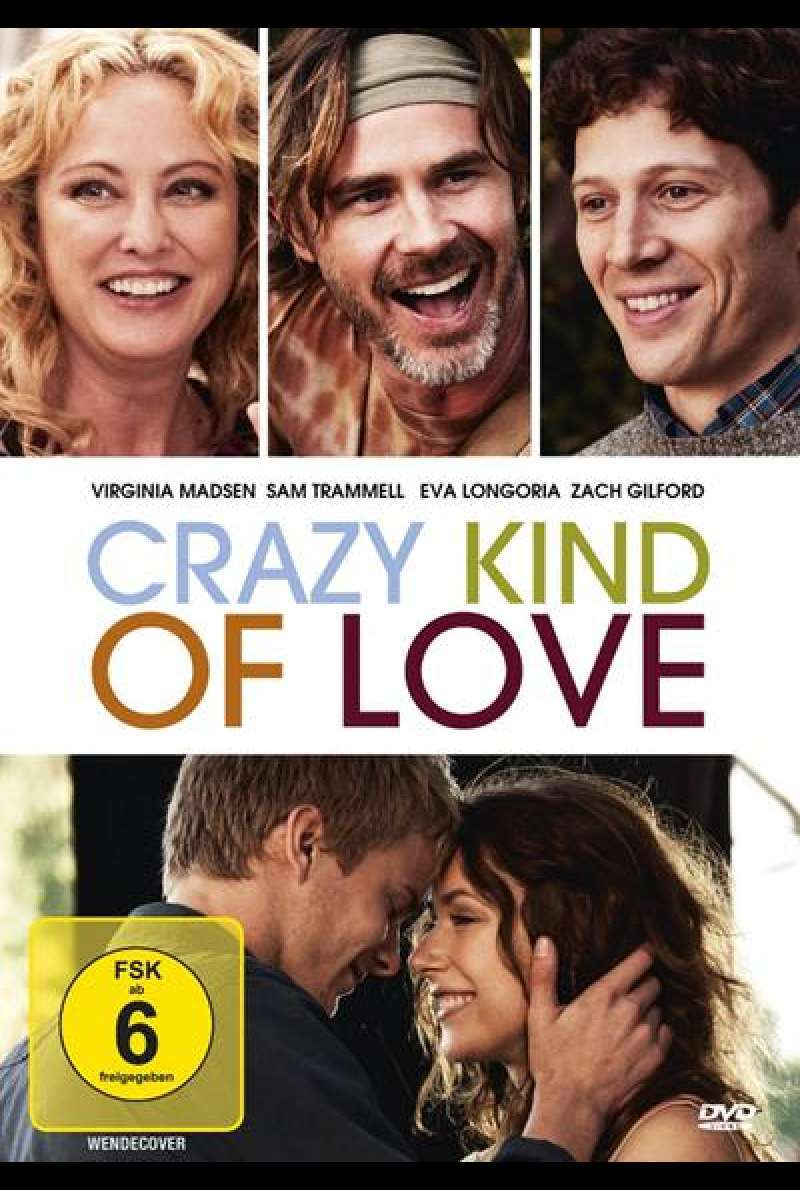 Crazy Kind of Love - DVD-Cover