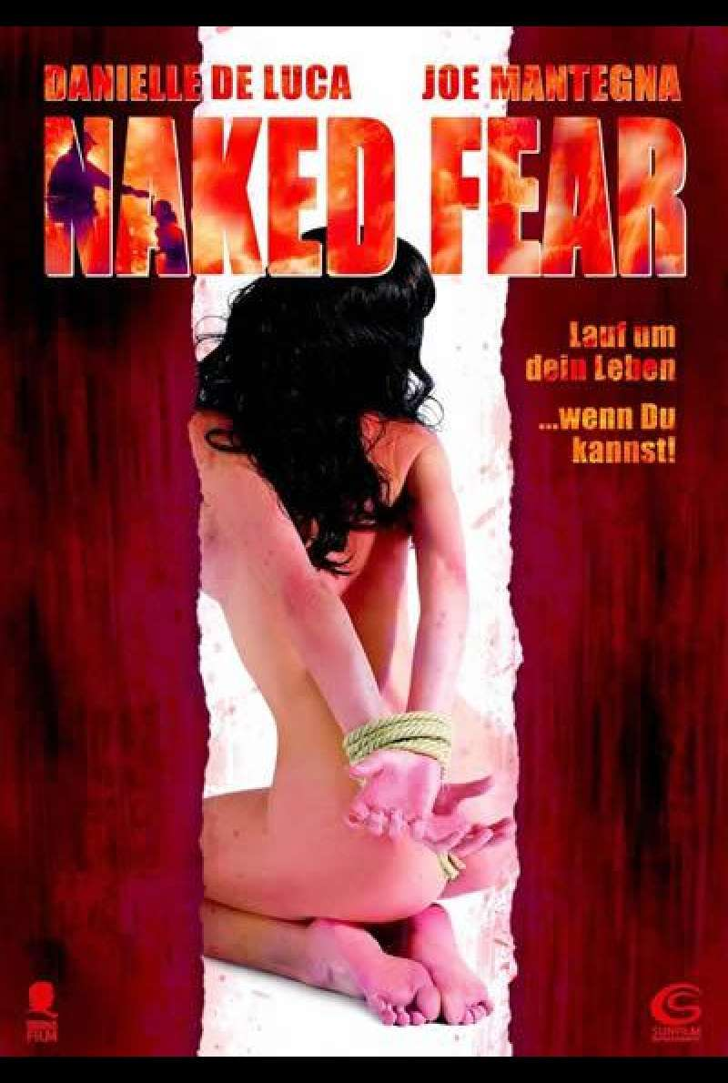 Naked Fear von Thom Eberhardt - DVD-Cover