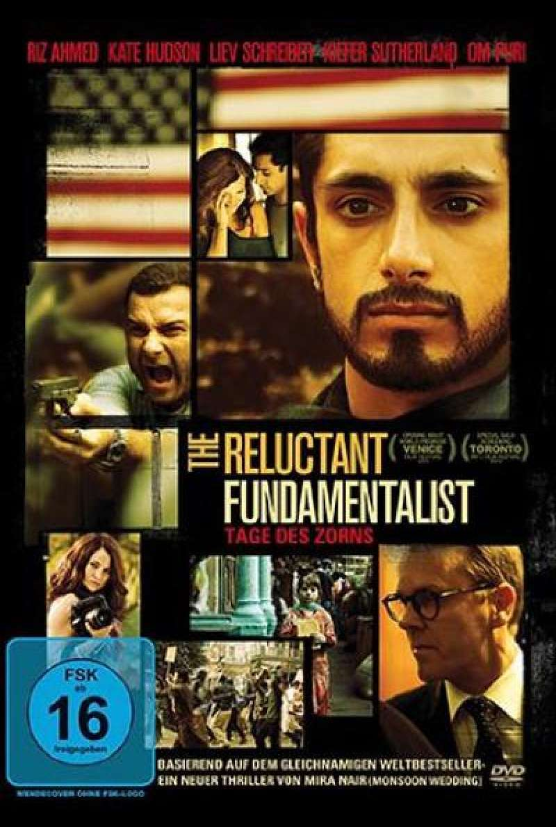 The Reluctant Fundamentalist - DVD - Cover
