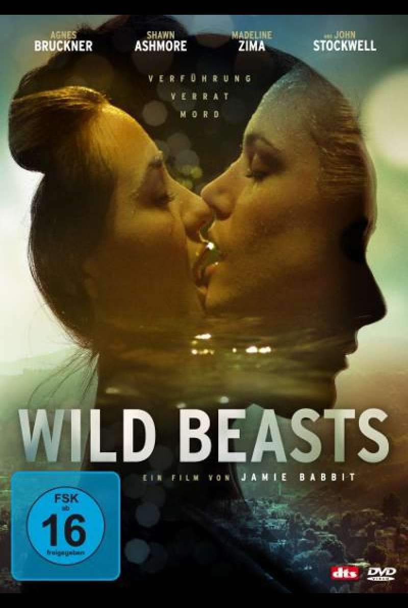 Wild Beasts - DVD - Cover
