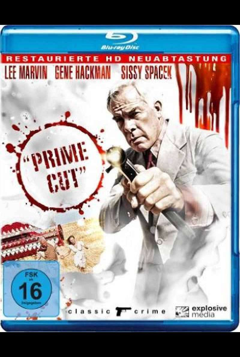 Prime Cut - Die Professionals - Blu-ray Cover