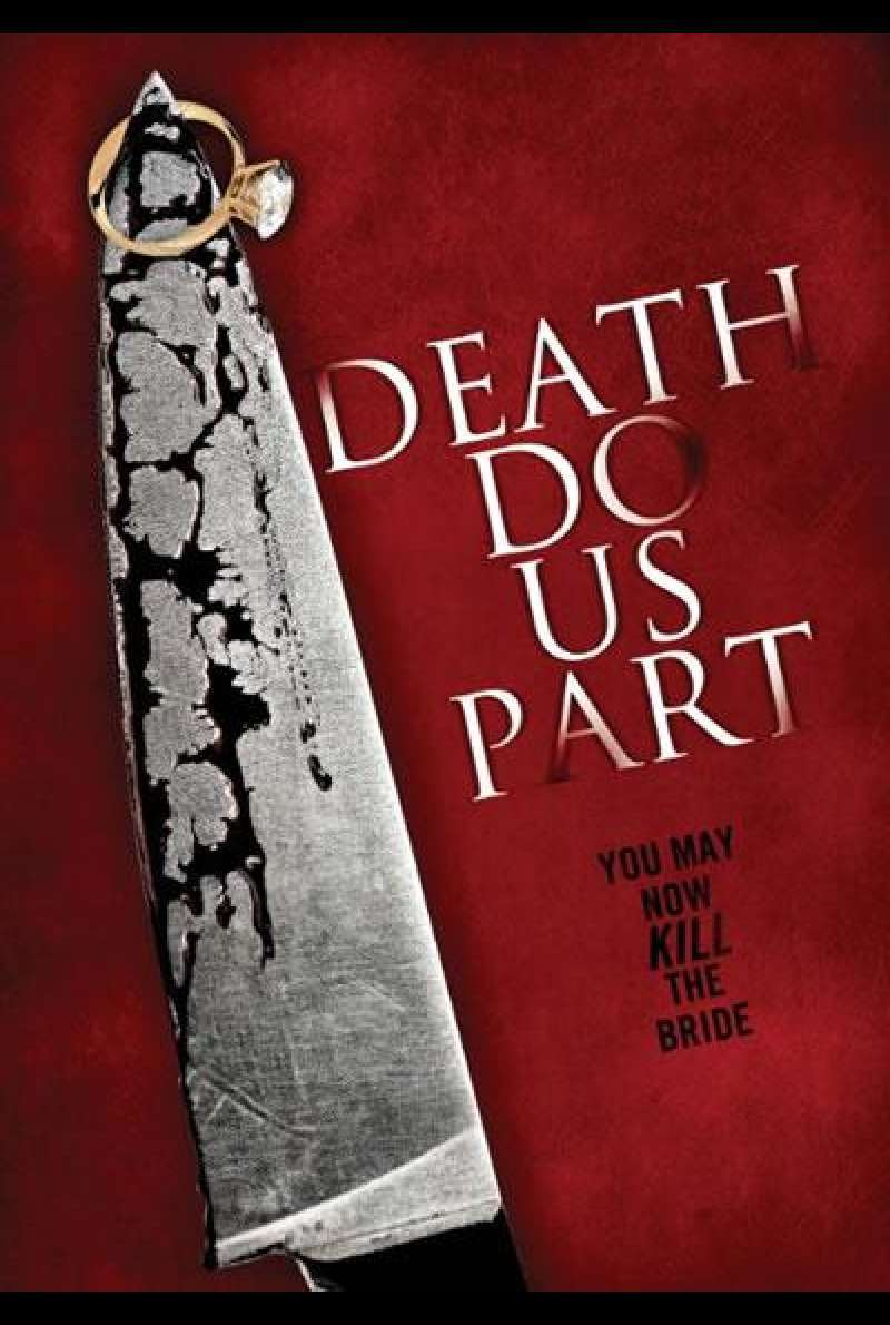 Death Do Us Part - Filmplakat (US)