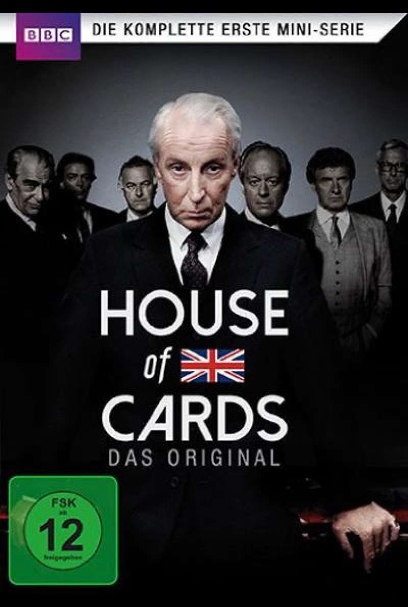 House of Cards (UK) - Blu-ray - Cover
