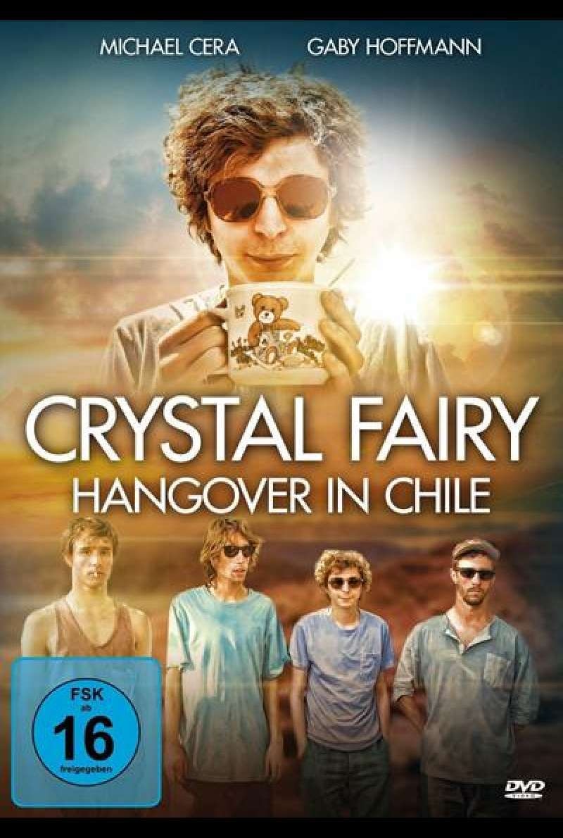 Crystal Fairy - DVD-Cover