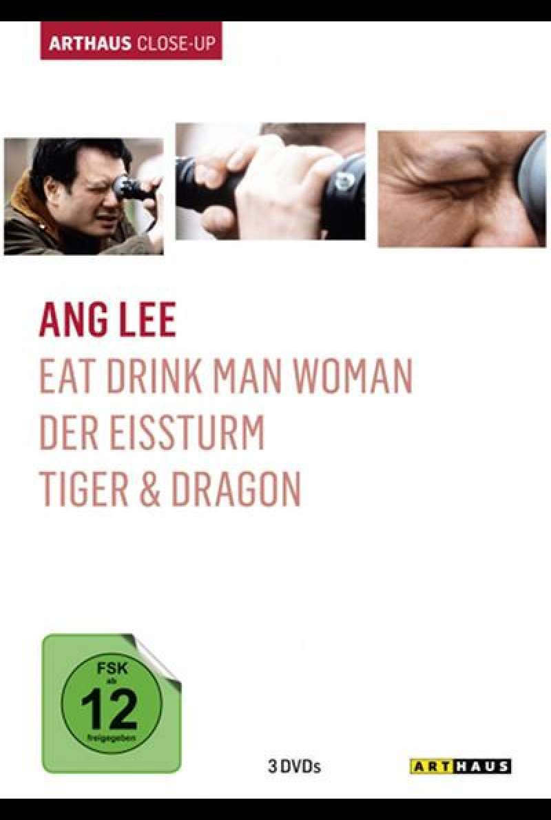 Ang Lee - Arthaus Close-Up - DVD-Cover