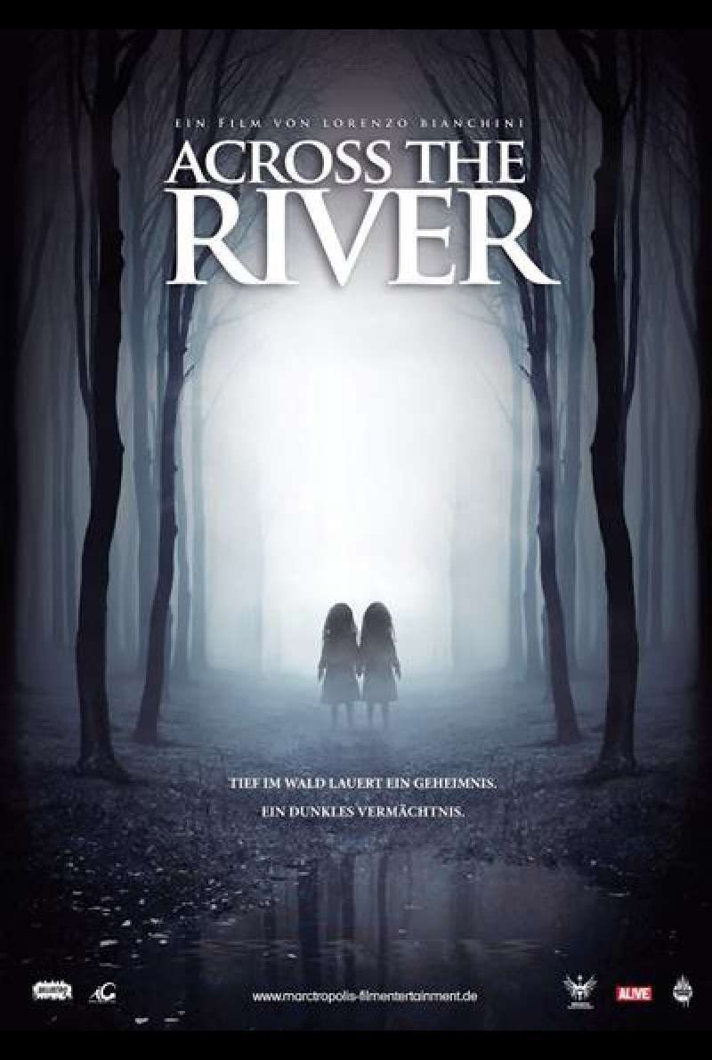 Across the River - Filmplakat