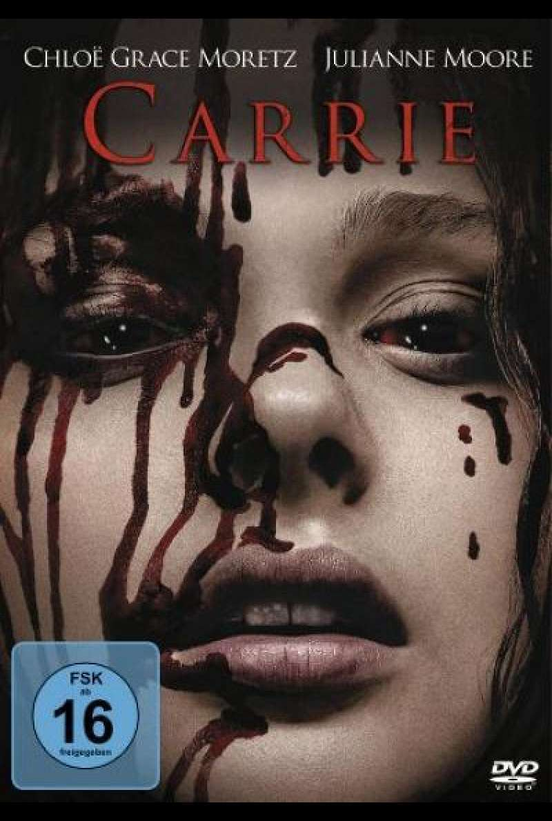 Carrie (2013) - DVD-Cover