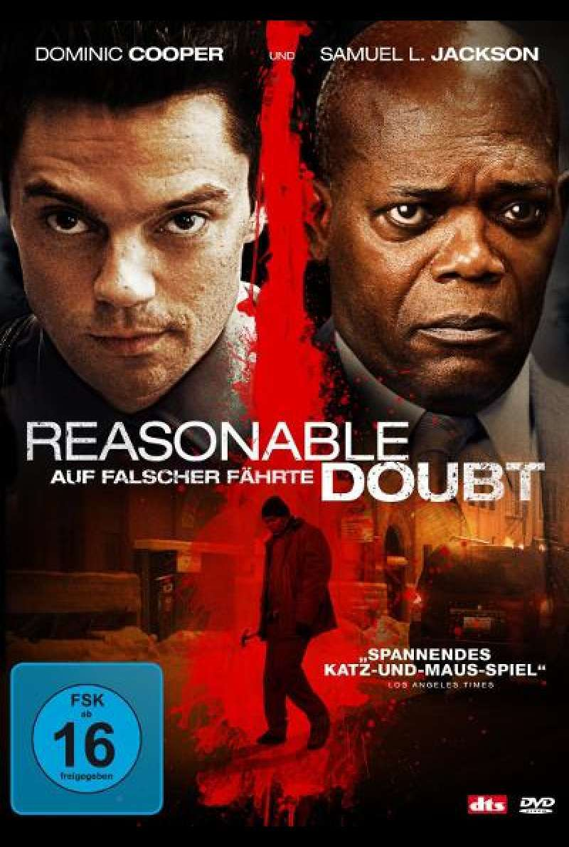 Reasonable Doubt - DVD Cover
