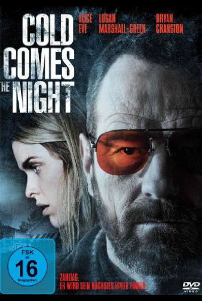 Cold Comes the Night - DVD Cover