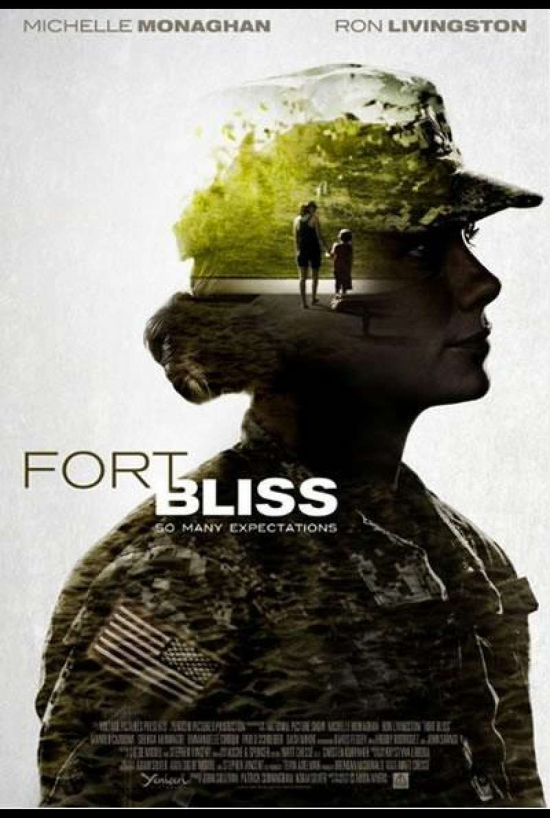 Fort Bliss - Filmplakat (US)