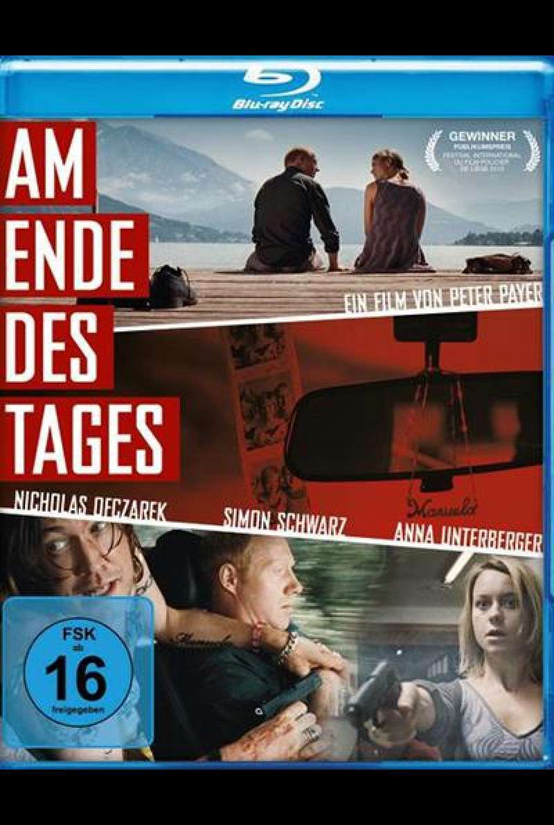 Am Ende des Tages - Blu-ray Cover