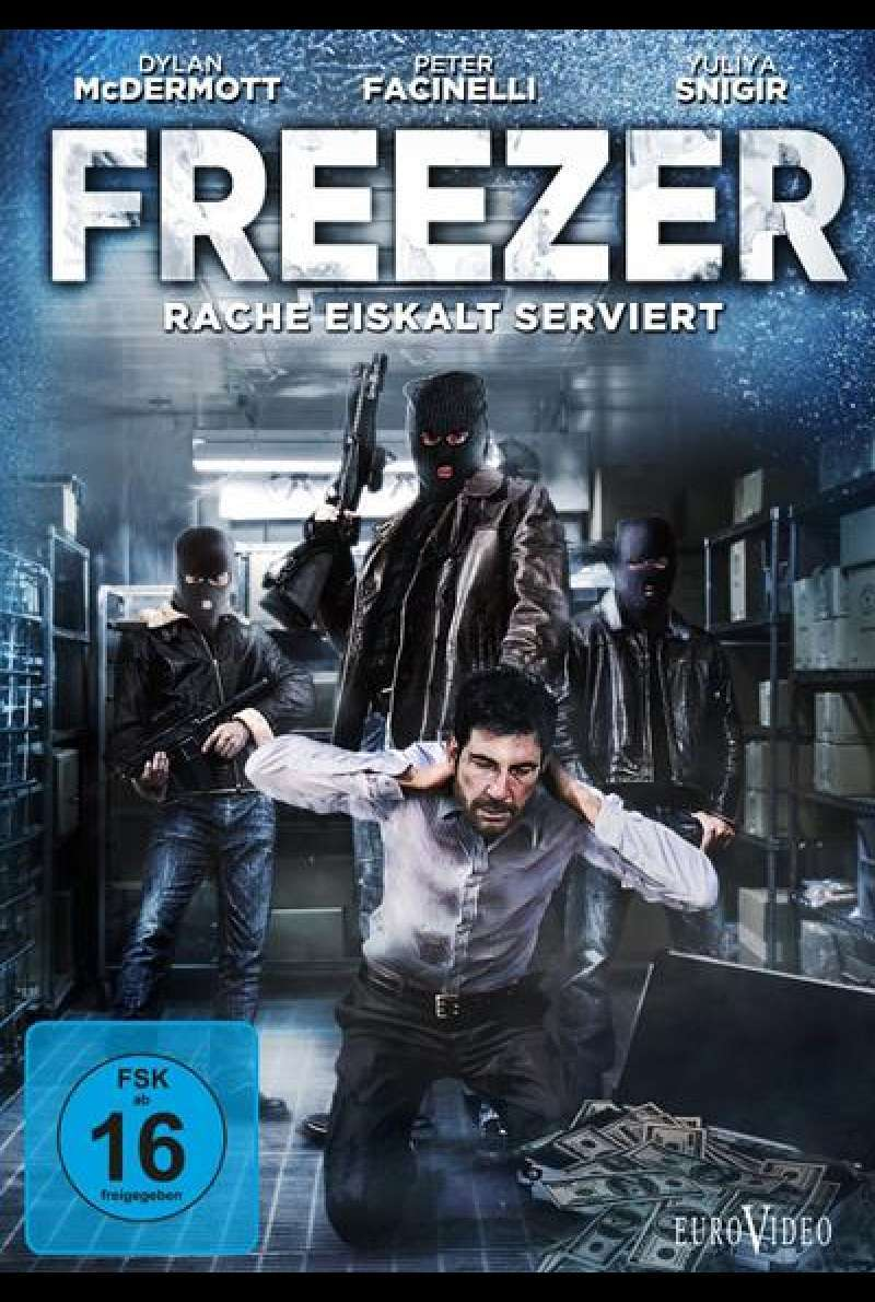 Freezer - DVD-Cover