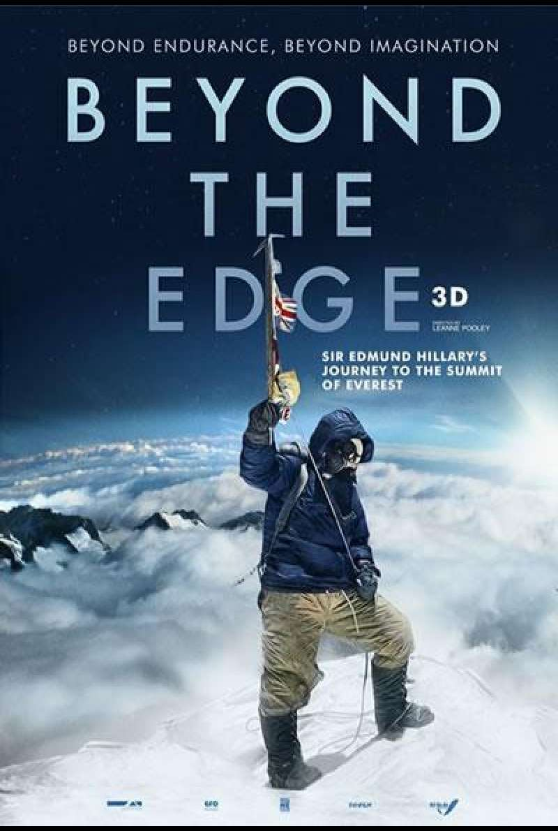 Beyond the Edge - Filmplakat (US)