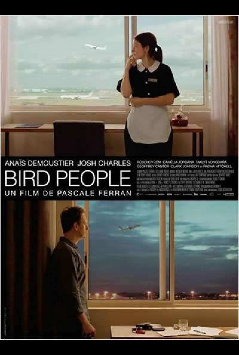 Bird People - Filmplakat (FR)
