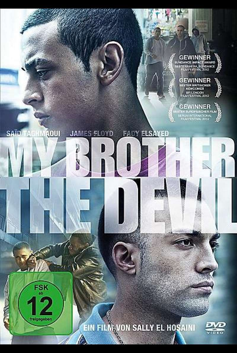 My Brother the Devil - DVD-Cover