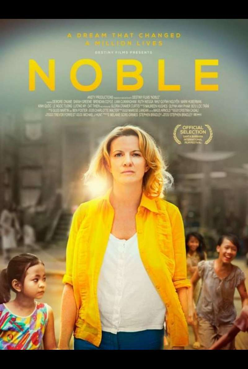 Noble von Stephen Bradley - Filmplakat (UK)