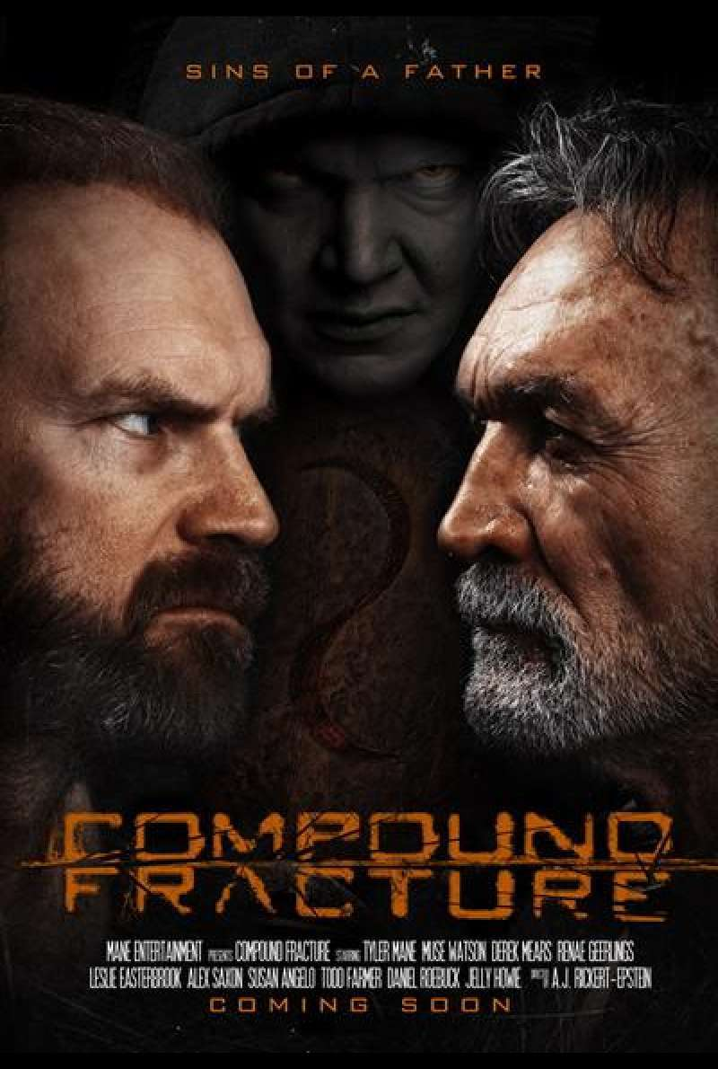 Compound Fracture von Anthony J. Rickert-Epstein - Filmplakat (US)
