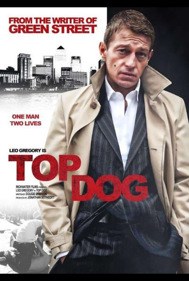 Top Dog von Martin Kemp - Filmplakat (UK)